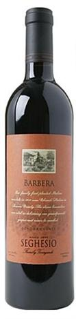 Seghesio Family Vineyards Barbera